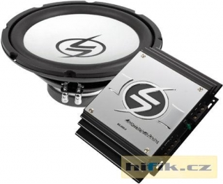 Set Lightning Audio a subwoofer 30 cm