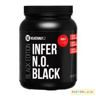 NAKOPÁVAČ INFER/N.O. BLACK 500G