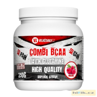 BCA- Combi BCAA with Glutamine 250g