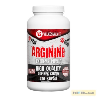 Arginine Extreme Power tablety