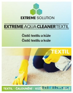 ExtremeAquaCleaner Textil 500ml