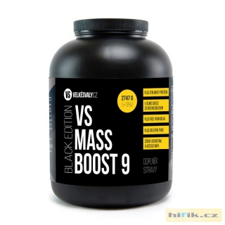 VS MASS BOOST 9 - 2747 g